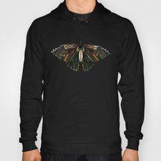 swallowtail butterfly teal Hoody