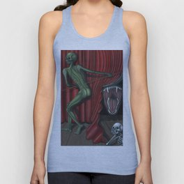 The Rear End Unisex Tank Top