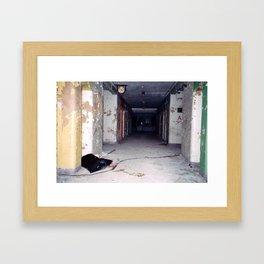 Ward B Framed Art Print