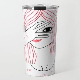cache cache Travel Mug