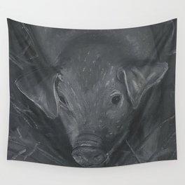 Piggie 2 Wall Tapestry