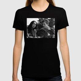 Bob Dylan and Joan Baez at the March on Washington, 1963 T-shirt