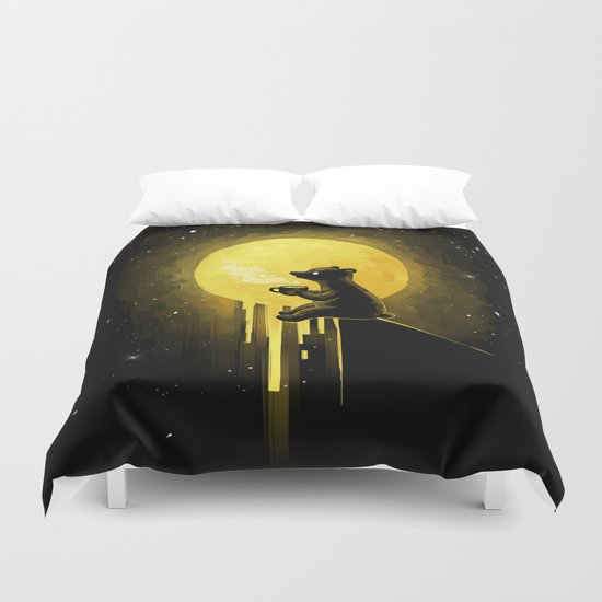 Honeymoon Duvet Cover