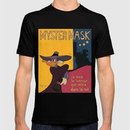 Myster Mask (Darkwing Duck) T-shirt