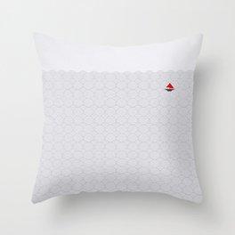 japanese inspiration (pattern) Throw Pillow