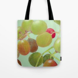 Grapes #8 Tote Bag