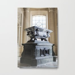 Tomb of Joseph Bonaparte, Paris Metal Print