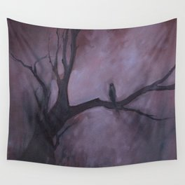 Free and Alone Wall Tapestry