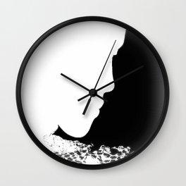 Kuhl's Kit Kat Klub: Marietta, Waiting In The Wings Wall Clock