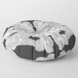 Rorschach Inkblot Test Floor Pillow