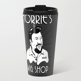 Goodfellas, Morrie's Wigs Shop Sign  Travel Mug