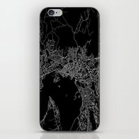 oslo iPhone & iPod Skins featuring Oslo by Line Line Lines