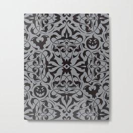 Gothique Metal Print