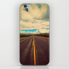 Big Sky Country iPhone & iPod Skin