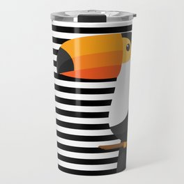 TOUCAN tropical toucans Travel Mug