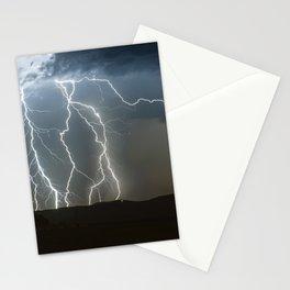 Lightning Cluster Stationery Cards