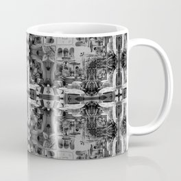 Palazzo Photographic Pattern Coffee Mug