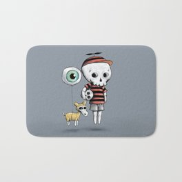 Skull Kid Bath Mat