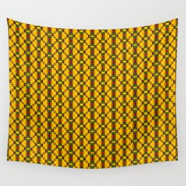 Jungle Beehive Wall Tapestry