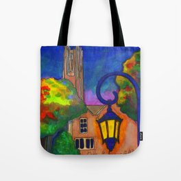 The Academic Quad Tote Bag