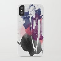 stevie nicks iPhone & iPod Cases featuring Stevie Nicks by 2b2dornot2b