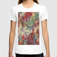 baroque T-shirts featuring Baroque by Gertrude Steenbeek