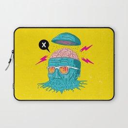 Head Melt Laptop Sleeve