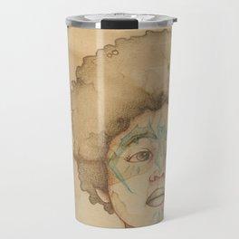 -Leith/wild boy- Travel Mug
