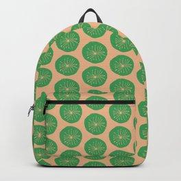 Linna Pattern Backpack