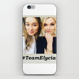 Team Elycia iPhone Skin