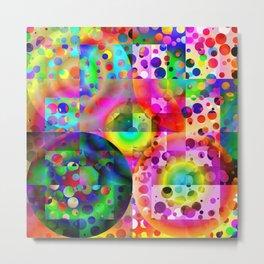 Spheres Metal Print