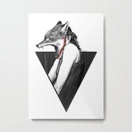 :01: Metal Print
