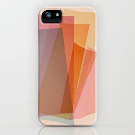 Abstraction_Spectrum iPhone Case
