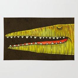 Crocodile Rug