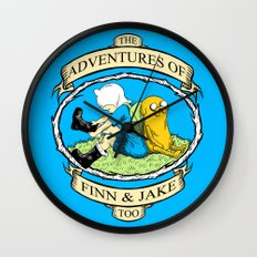 The Adventures of Finn & Jake, Too Wall Clock