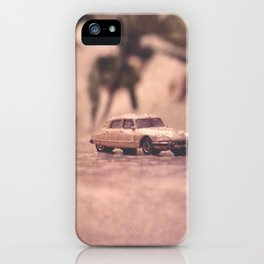 Julians Journey 6 | in the midst of the storm iPhone Case