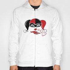 Harley Kiss Hoody
