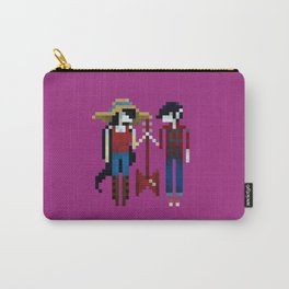 The Vampire Queen and King Carry-All Pouch