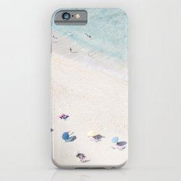Beach Love 1  (part of a diptych) Art Print iPhone Case