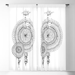 Dreamcatcher Blackout Curtain