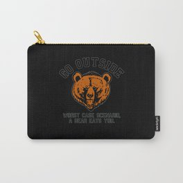 Go outside! Carry-All Pouch