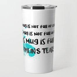 a court of mist and fury (tamlin 2) Travel Mug