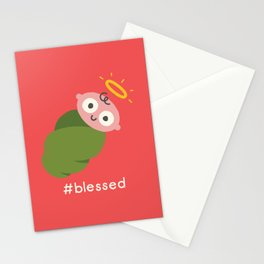 Divine Instavention Stationery Cards