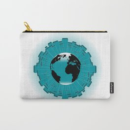 Urban Planet Earth Carry-All Pouch