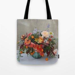 Flower Design 6 Tote Bag
