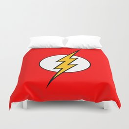 Flash Duvet Cover