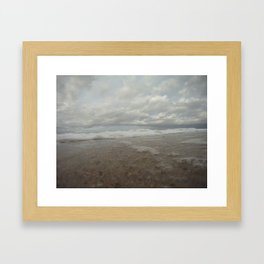 Sandy Framed Art Print