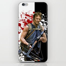 Daryl Dixon iPhone Skin