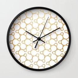 Ripple Luxury Wall Clock