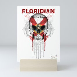 To The Core Collection: Florida Mini Art Print
